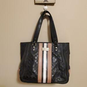 LAMB by Gwen Stefani leather tote bag